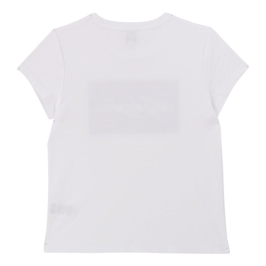 White Box Logo T-Shirt