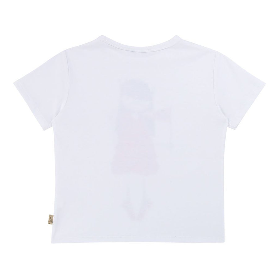 White Miss Marc T-Shirt