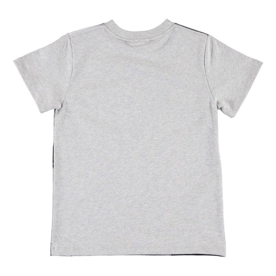 WHITE MC HELMET T-SHIRT