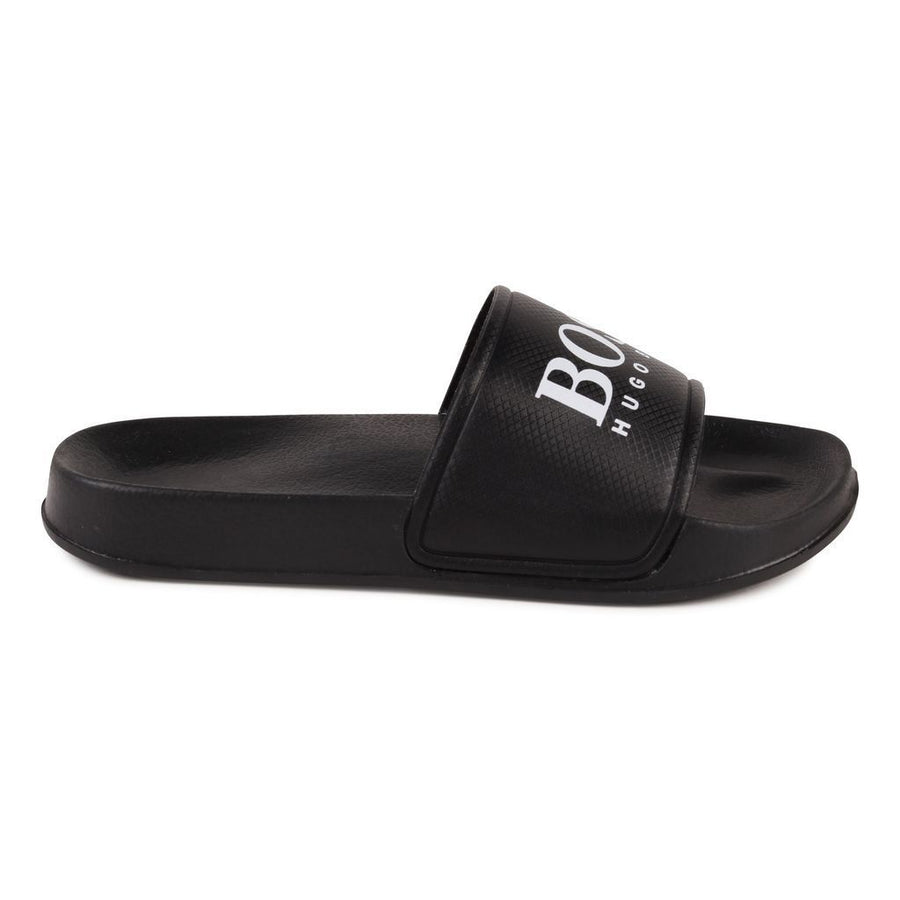 Black Logo Slides