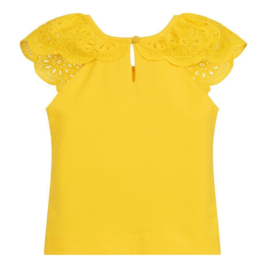 MAYORAL-3023-79-TANK TOP-YELLOW