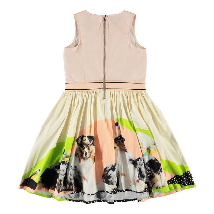 MOLO-DRESS SS-2S20E130-7181 AUSTRALIAN SHEPHERD
