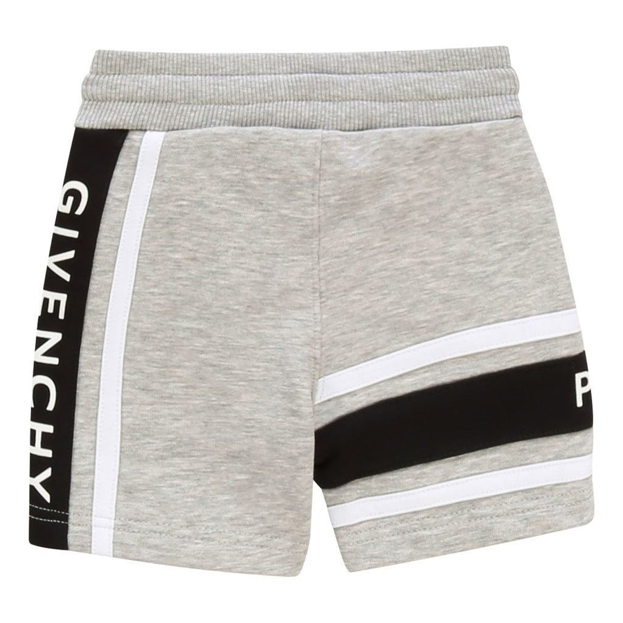 kids-atelier-givenchy-kids-baby-boys-gray-marl-logo-shorts-h04069-a01