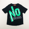 Black No Excuses T-Shirt