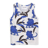 BLUE DRAGON TANK TOP