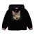 NAVY SEQUIN CAT SWEATSHIRT