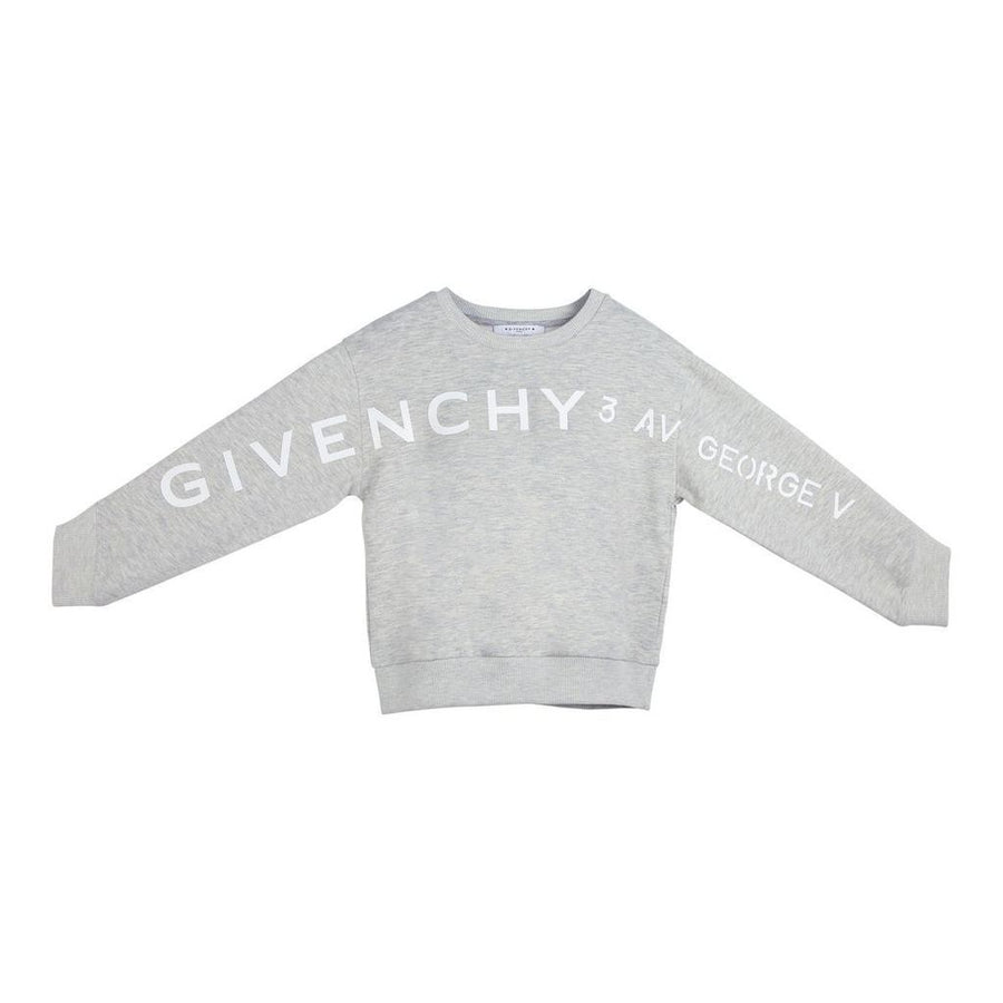 kids-atelier-givenchy-kids-children-girls-gray-sleeve-logo-sweater-h15174-a01