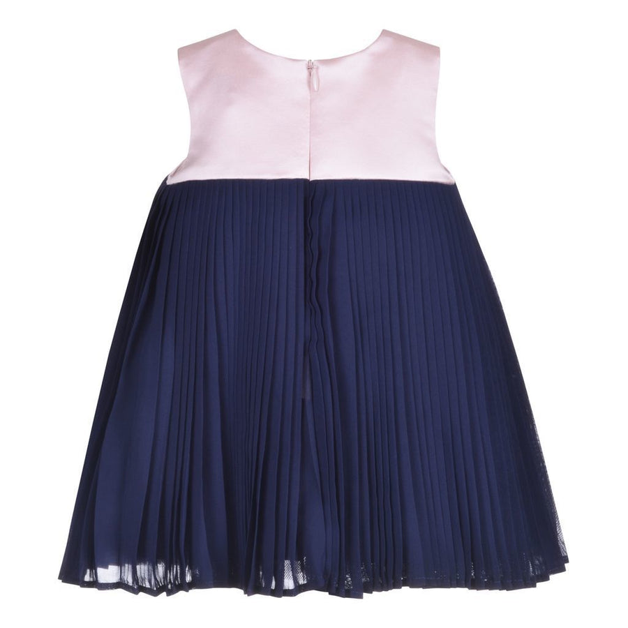 kids-atelier-hucklebones-kids-baby-girls-navy-pleated-trapeze-dress-bloomers-aw20-b151