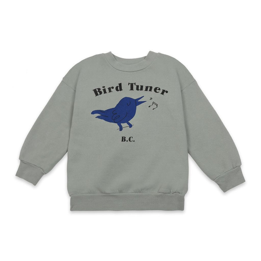 BOBO CHOSES-SWEATSHIRT-22001037-349-DESERT SAGEI