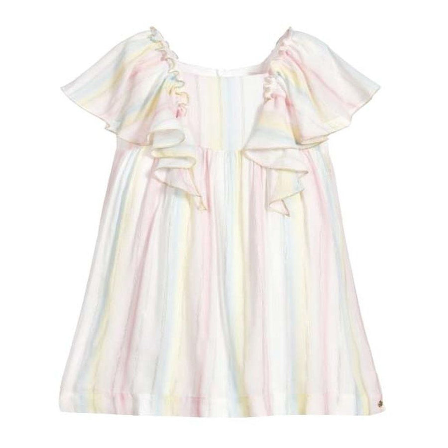 kids-atelier-lili-gaufrette-baby-girl-pink-pleated-viscose-dress-gq30011-92