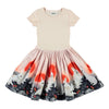 Sunset Bunnies Cissa Dress