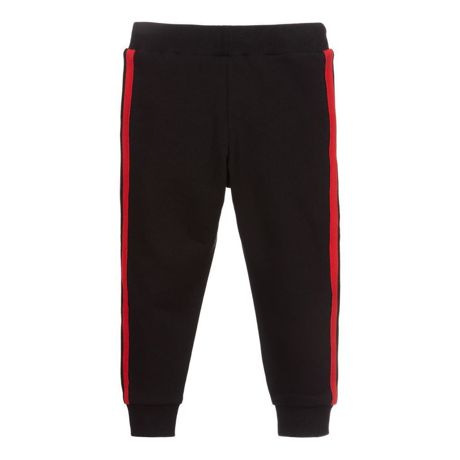 MONCLER-SWEATPANTS-F2-954-8H72820-809B3-999 BLACK