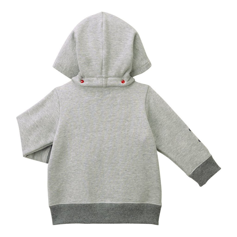 MIKI-SWEATSHIRT-10-3709-824-06 GRAY