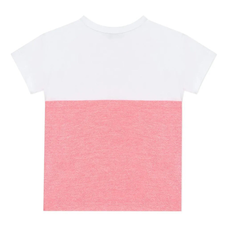 Pink and White Tiger T-shirt