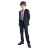 Appaman Navy Blue Mod Suit-Suits-Appaman-kids atelier