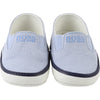 Boss Baby Blue Canvas Shoes-Shoes-BOSS-kids atelier