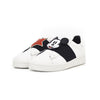 Master of Arts White Leather Mickey Star Shoes-Shoes-Master of Arts-kids atelier