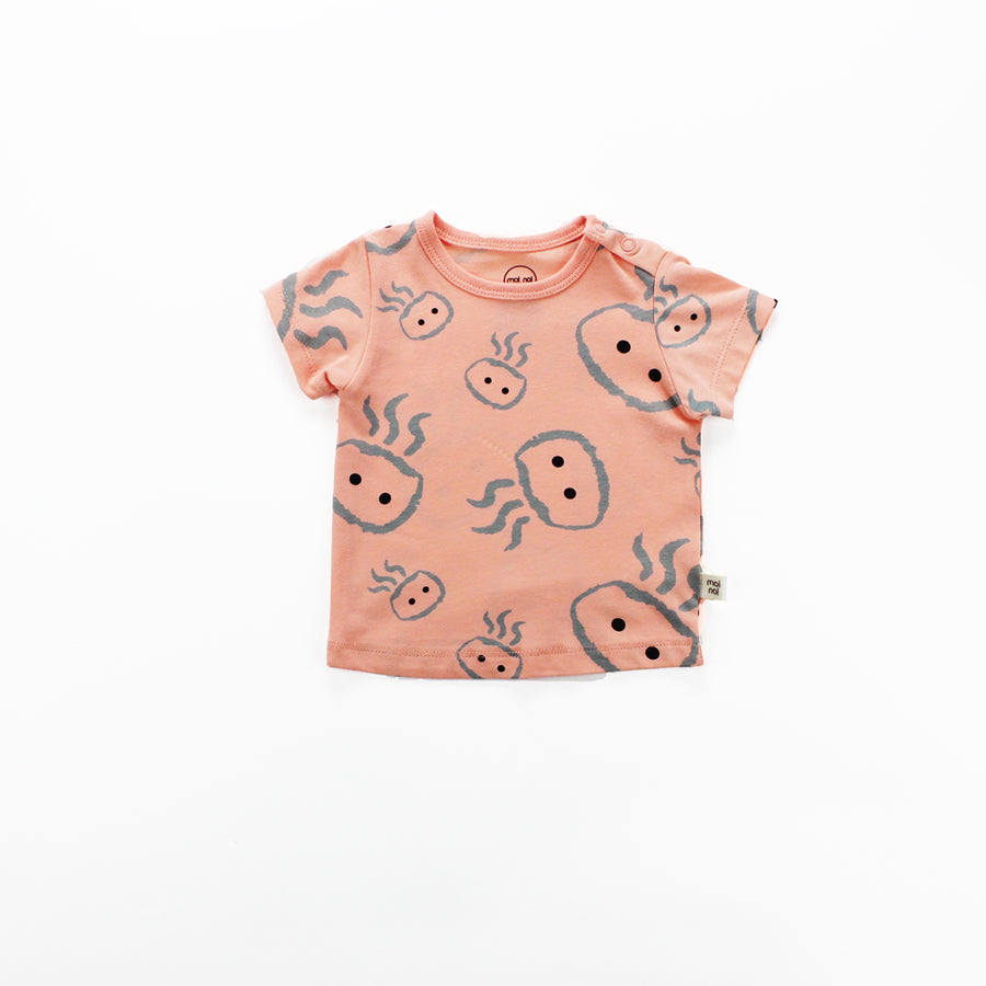 PINK JELLYFISH T-SHIRT & PANT SET
