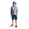 Appaman Railroad Stripe Blazer-Outerwear-Appaman-kids atelier