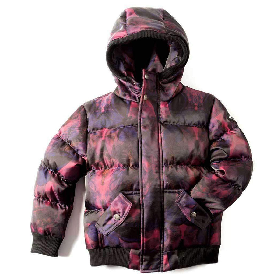 Appaman Kaleidoscope Puffy Coat-Outerwear-Appaman-kids atelier