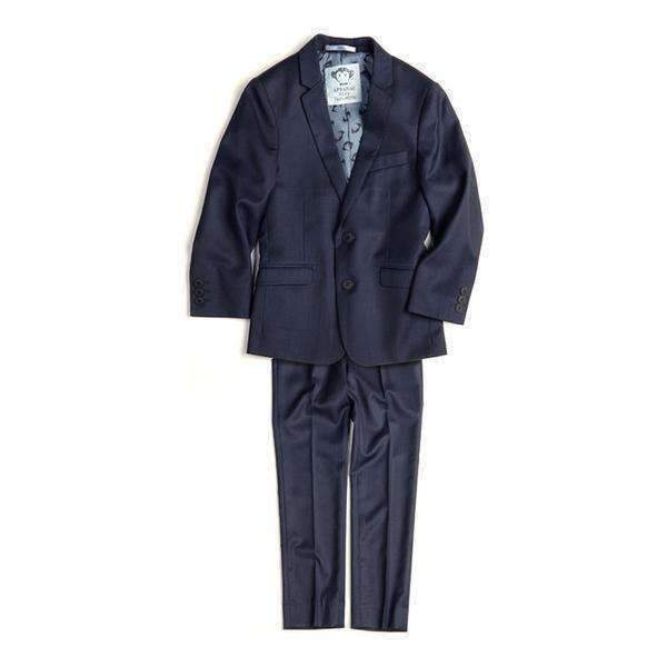 Appaman Navy Blue Mod Suit