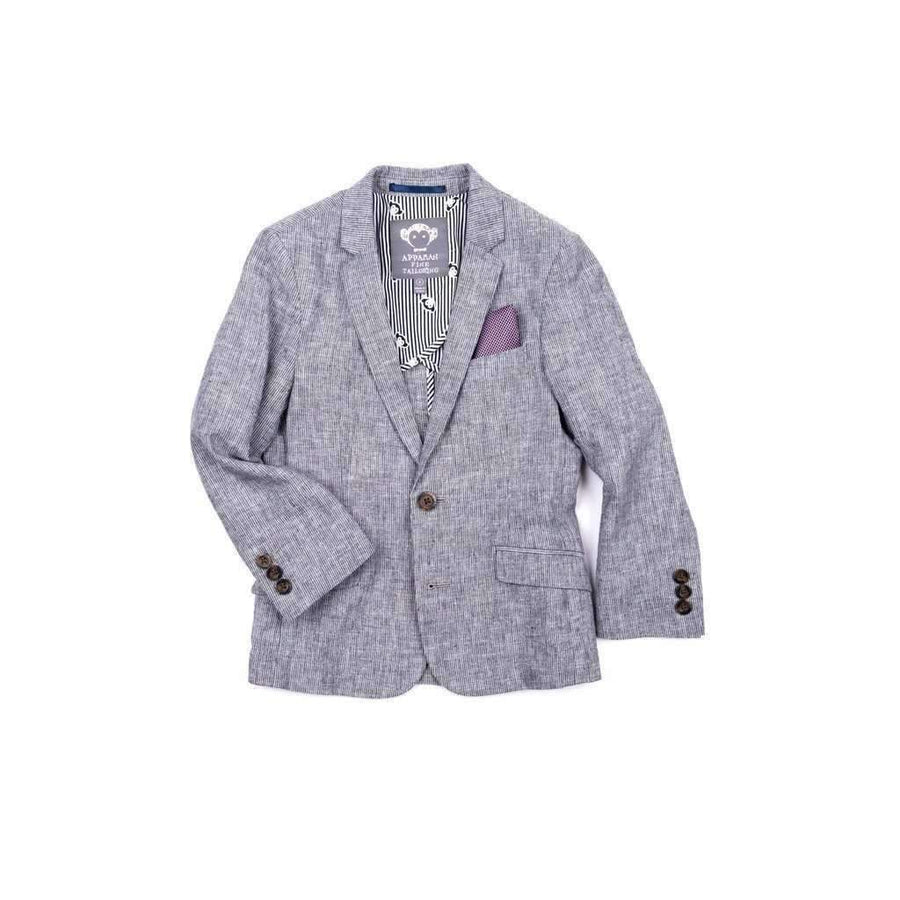 Appaman Railroad Stripe Blazer