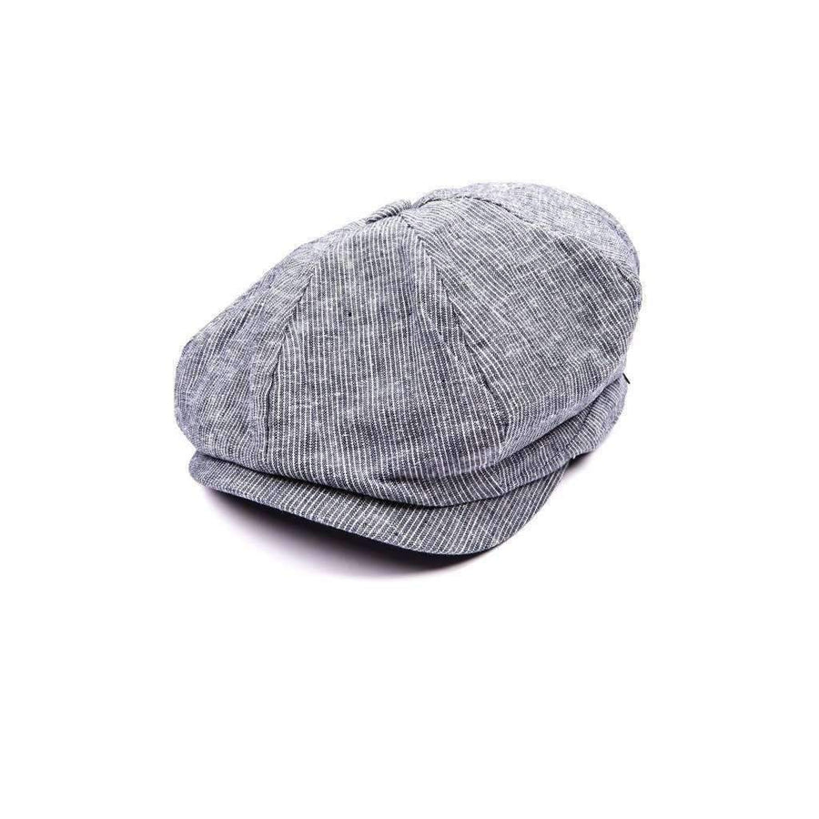 Appaman Railroad Stripe Paperboy Cap-Accessories-Appaman-kids atelier