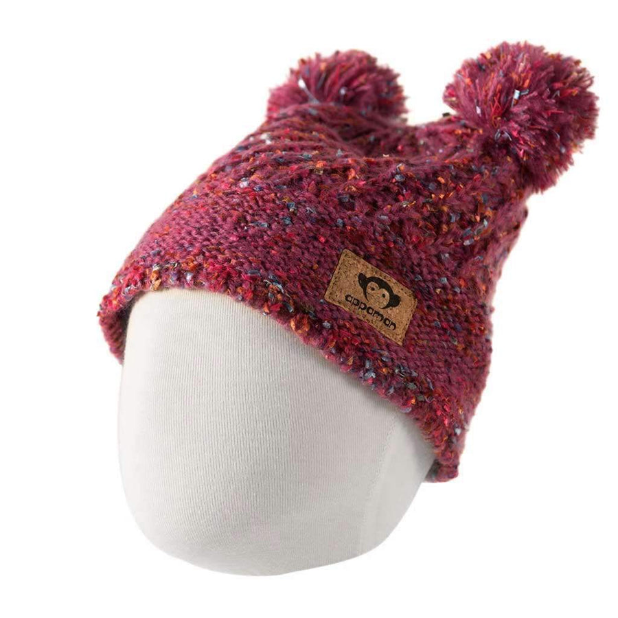 Appaman Speckled Berry Taz Hat