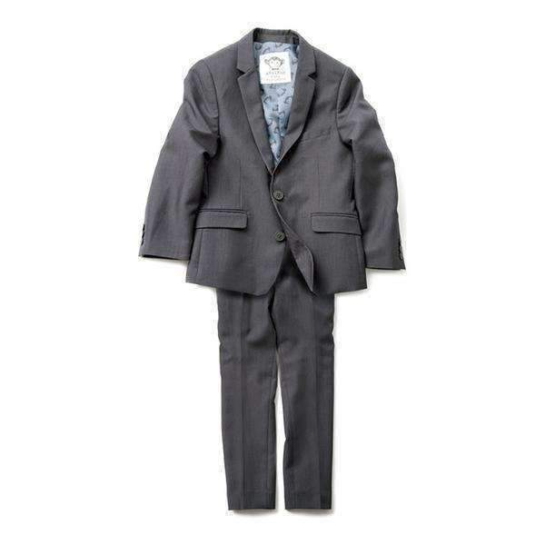Appaman Vintage Black Mod Suit