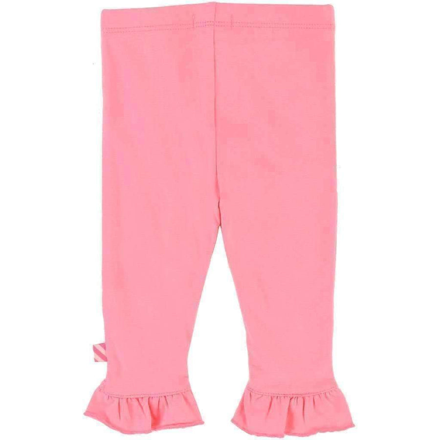 Billieblush Pink Bubblegum Leggings-Leggings-Billieblush-kids atelier