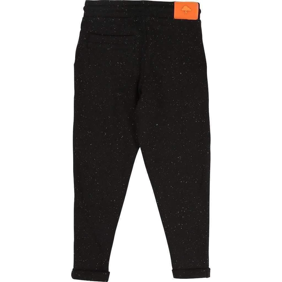 BillyBandit Black Space Sweat Pants