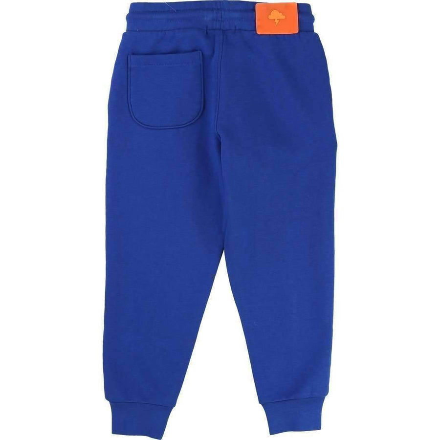 BillyBandit Blue Sweatpants-Pants-Billybandit-kids atelier