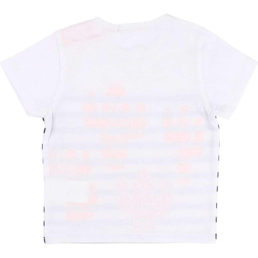 BillyBandit White Striped Cacti T-Shirt
