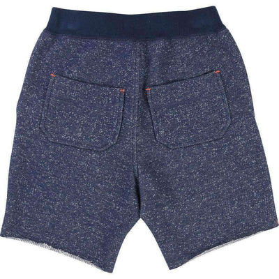 Blue Gray Bandit Shorts-Shorts-Billybandit-kids atelier