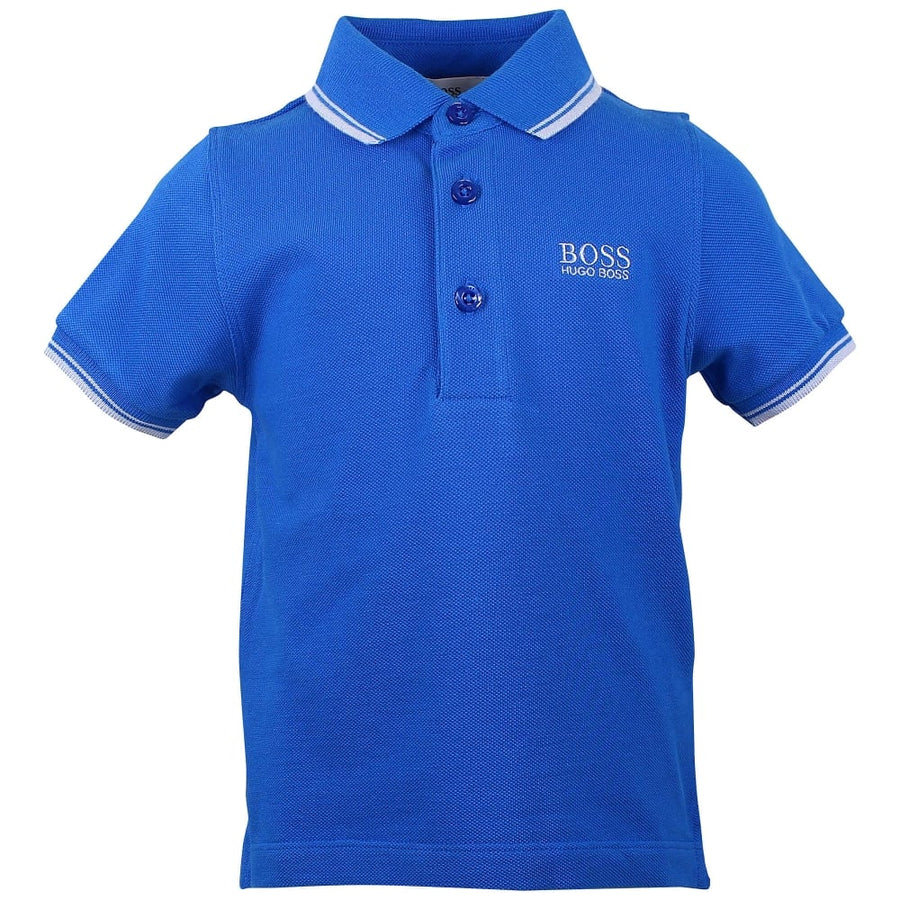 Boss Blue Polo T-Shirt