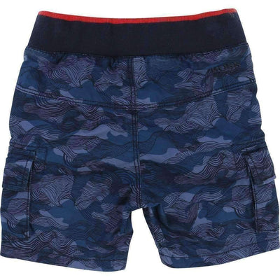Boss Fancy Bermuda Shorts-Shorts-BOSS-kids atelier