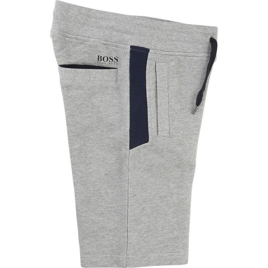 Boss Gray Bermuda Shorts