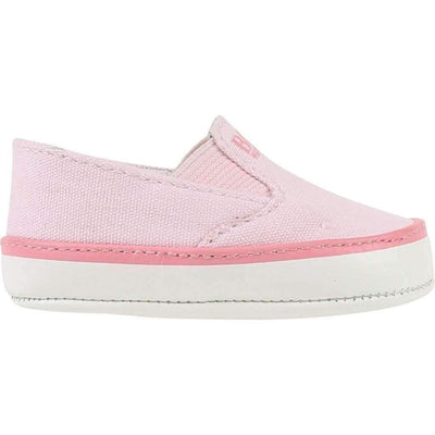 Boss Pink Canvas Shoes-Shoes-BOSS-kids atelier