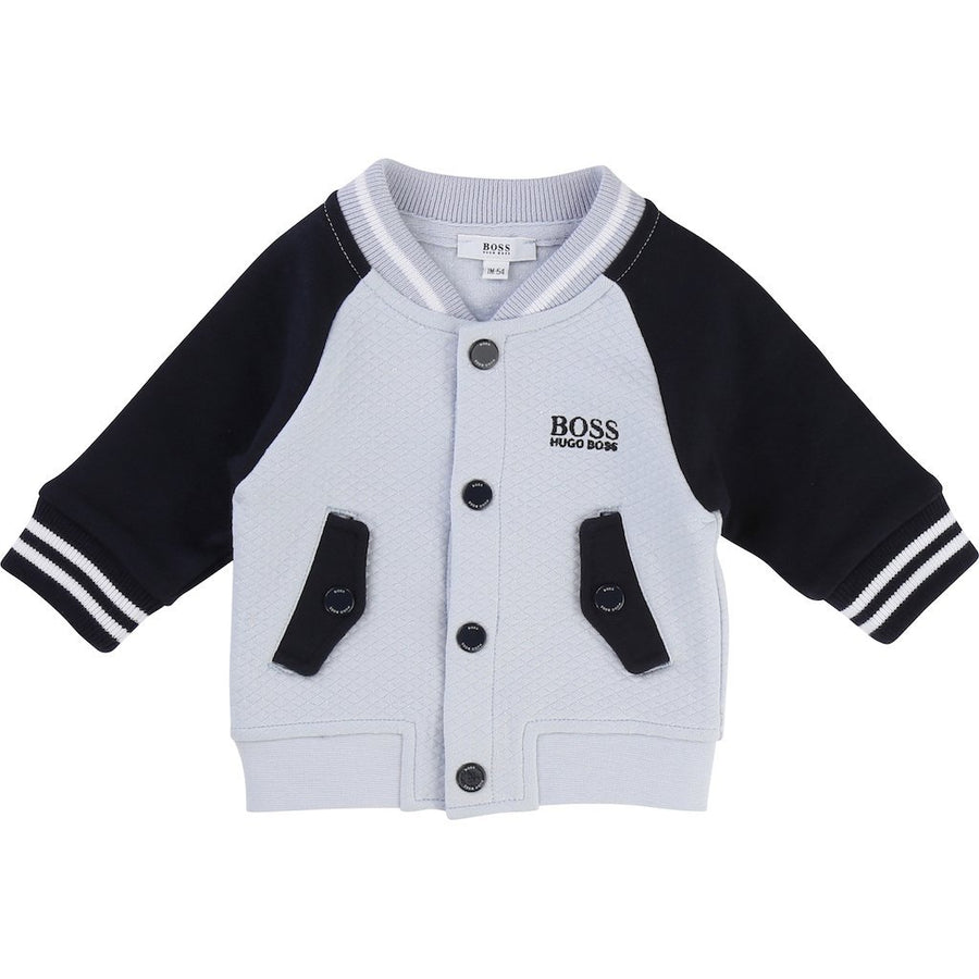 Boss Track Suit Set-Outfits-BOSS-kids atelier