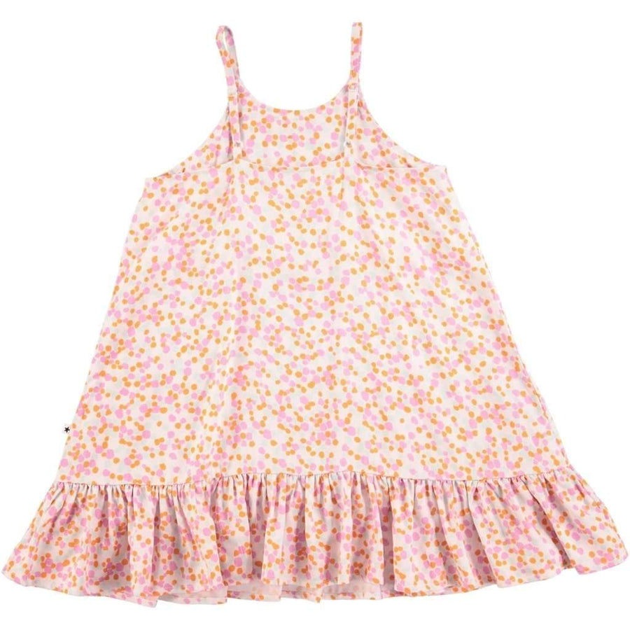 Carolina Random Dots Dress-Dresses-Molo-kids atelier
