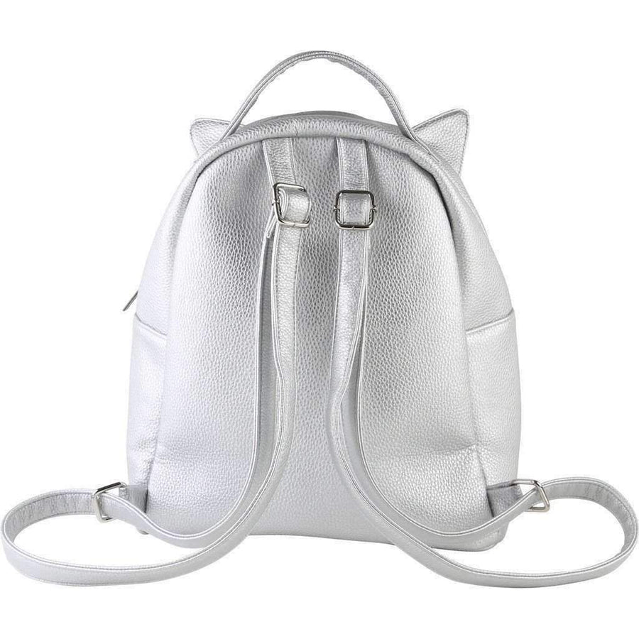 Choupette Silver Backpack