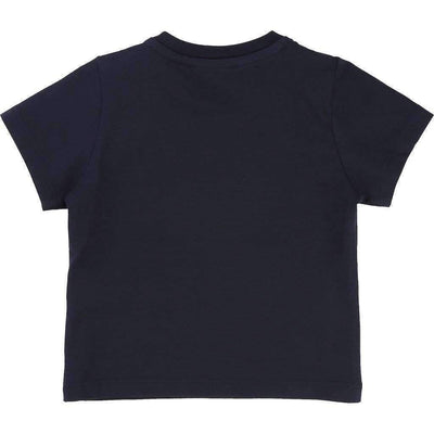 Classic Black T-Shirt-Shirts-BOSS-kids atelier