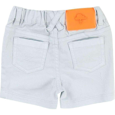 Cloud Gray Shorts-Shorts-Billybandit-kids atelier