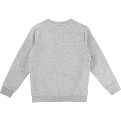 Cool Cat Sweat Shirt-Shirts-Karl Lagerfeld-kids atelier