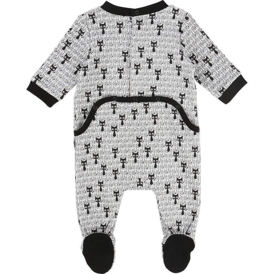Cool Gray Choupette Pajamas