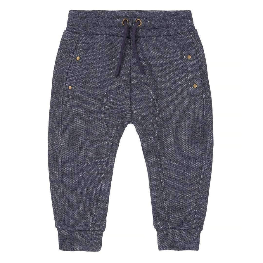 Deux Par Deux Gray French Sweat Pants