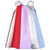 Rainbow Trapeze Dress