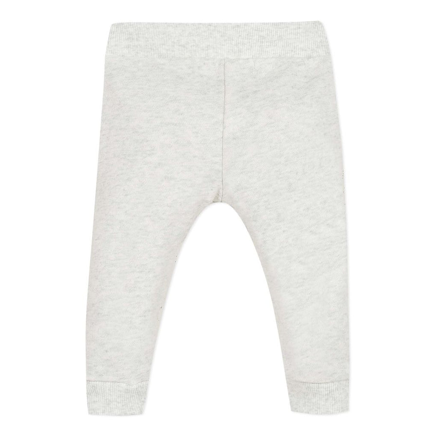 Light Marl Gray Pants