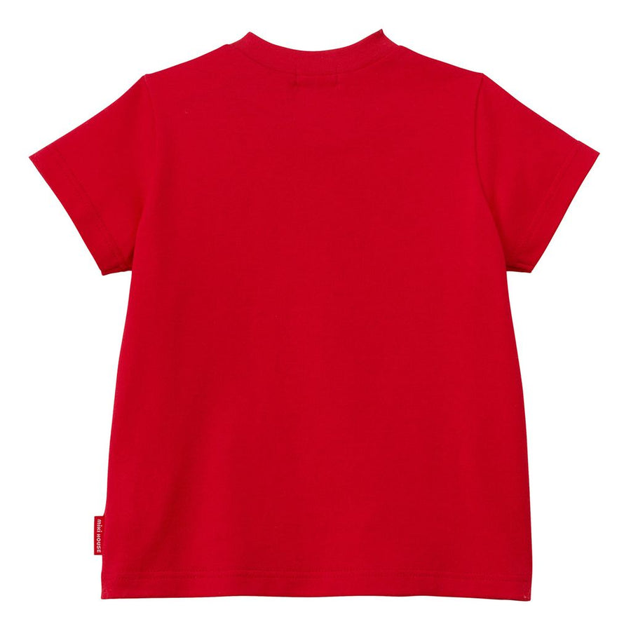 Miki House Red T-Shirt