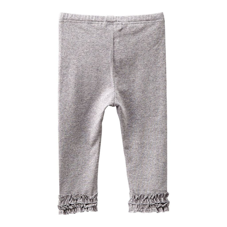 MIKI-LONG PANTS-10-3235-613-06 GRAY
